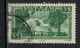 VIETNAM             N°  YVERT   10   ( 1 )           OBLITERE       ( O   04/10 ) - Vietnam