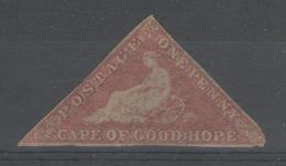 CAP De BONNE-ESPERANCE:  N°7 Oblitéré        - Cote 300€ - - África Del Sur (...-1961)