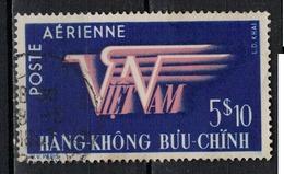 VIETNAM             N°  YVERT   PA 2    OBLITERE       ( O   04/10 ) - Vietnam