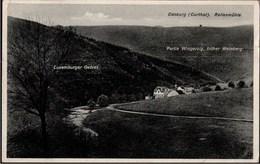 ! Alte Ansichtskarte Grenze Luxemburg, Luxembourg, Deutschland, Wingerzig, Dasburg I.d. Eifel, 1939 - Cartes Postales