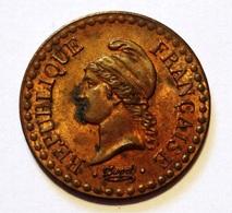 UN CENTIME DUPRE 1851 A. TRES BEL ETAT. - France