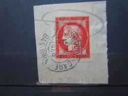 "VEND BEAU TIMBRE DE FRANCE N° 830 , CACHET "" STRASBOURG - GARE "" !!! - France"