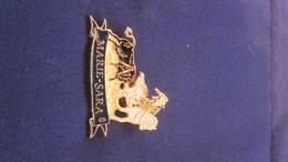 Pin's Marie-Sara (Tauromachie Corrida) - Tauromachie - Corrida