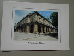 CUBA HABANA VIEJA PALACIO DE LOS CAPITANES GENERALES PALACE OF THE CAPTAIN'S GENERAL - Cuba