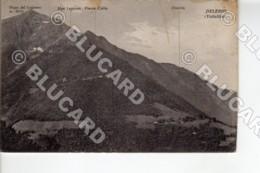 29880 SONDRIO 1910 DELEBIO MONTE LEGNONE PIAZZA CALDA OSICCIO - Sondrio