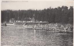 AK - Tschechien  - TÜPPELSGRÜN (Depoltovice) Bei Karlsbad - Ein Badetag Im Strandbad 1934 - Czech Republic