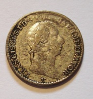 ITALY. 1/4 LIRA 1822 V. LOMBARDY - VENETIA. ITALIE. - 1861-1946 : Regno
