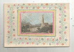 Cp, 65 , LOURDES , Peinture Au Couteau , Fleurs , écrite 1908 - Lourdes