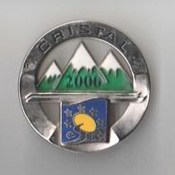 INSIGNE CRISTAL 2000 Sans étoile - SKI - Sports D'hiver