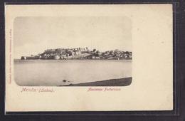CPA GRECE - LESBOS - METELIN ( LESBOS ) - Ancienne Forteresse - Très Jolie Vue Générale Du Village CP Avant 1904 TURQUIE - Grecia