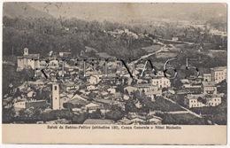 TO123 !!! BOBBIO PELLICE CONCA GENERALE E HOTEL MICHELIN 1923 F.P. !!! - Italia