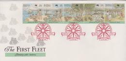 Australia 1988 Arrival First Fleet FDC - FDC