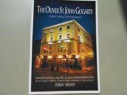 IRLANDE IRELAND IRISH BAR 1 RESTAURANT THE OLIVER ST. JOHN GOGARTY - Ireland