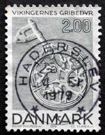 Denmark 1979 Czeslaw Slania Viking Clutching Beasts Style Minr..689 ( Lot L 351 ) - Danemark