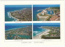 Eastern Cape: Jeffreys Bay, Port St. Francis, St. Francis Bay & Cape St. Francis - (Suid-Afrika - South Africa) - Zuid-Afrika