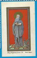Holycard    Abbeye St. Gertrudis   25    St. Benedictus - Images Religieuses