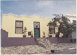 Bo-Kaap Museum, 71 Wale Street - Cape Moslem House - Kaapse Moslem Huis, Waalstraat 71 - (South Africa) - Zuid-Afrika