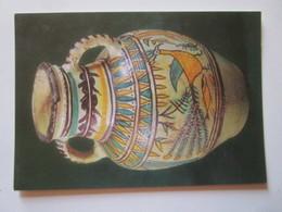 Jarre. Tunisie XVIIe Siecle. Musee Nacional Des Arts Africains Et Oceaniens. EMN (1973) MAO159-1 - Belle-Arti