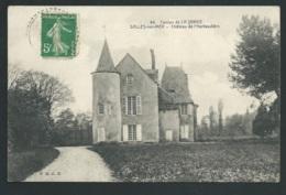 Canton De La Jarrie - Salles Sur Mer, Chateau De L'Herbaudière  - Xg72 - Frankreich