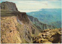 Drakensberg  - Tugela Falls & 'The Amphitheatre' - Royal Natal National Park - (South Africa) - Zuid-Afrika