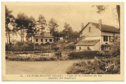 33-FACTURE-BIGANOS-Usine De La Cellulose Du Pin - Quartier Des Employés...1949 - France