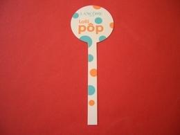 Carte Lancome Lolly Pop - Perfume Cards