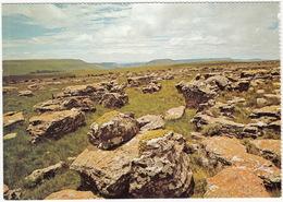 Rockformations - Eastern Transvaal Scenery - (South Africa) - Zuid-Afrika