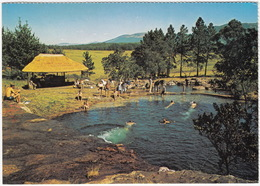Mac-Mac Pools - 10 Km From Sabie, On The Road To Graskop - Eastern Transvaal  - (South Africa) - Zuid-Afrika