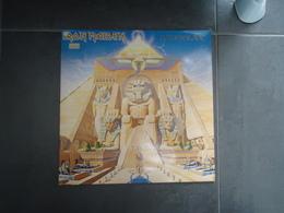 VINYLE  33 T  IRAN MAIDEN VOIR PHOTOS - Hard Rock & Metal