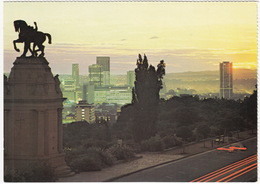 Pretoria - Union Buildings, The Delville Wood Memorial - (South Africa) - Zuid-Afrika