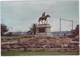 Durban - Dick King's Statue - Standbeeld Van Dick King - (South Africa - Suid-Afrika) - Zuid-Afrika