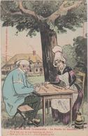 Folklore Ces Bons Normands Par  Galry-huard La Partie De Dominos - Other