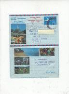 SRI LANKA  1981 -  Aerogramme Per Italia - Sri Lanka (Ceylon) (1948-...)