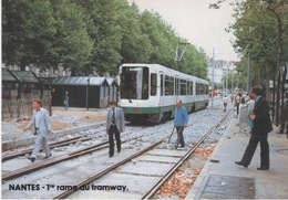 CP : Nantes , Tramway - Nantes