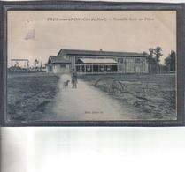 Carte Postale 02. Vaux-sous-Laon  Nouvelle Salle Des Fêtes   Très Beau Plan - France