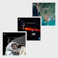 Verenigde Naties / United Nations - Postfris / MNH - Complete Set Sheets Unispace 2018 - Gezamelijke Uitgaven New York/Genève/Wenen
