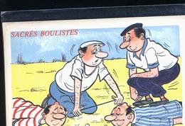 BOULISTES - Pétanque