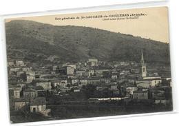 Ardeche    ST SAUVEUR DE CRUZIERES - Other Municipalities