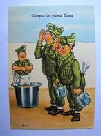 MILITARIA - Humour - 1970 - Umoristiche
