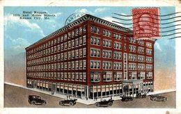 ETATS UNIS HOTEL KUPPER MCGEE STREET KANSAS CITY - Kansas City – Missouri