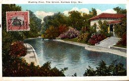 ETATS UNIS WADING POOL THE GROVE KANSAS CITY - Kansas City – Missouri