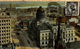 ETATS UNIS KANSAS CITY LONG BUILDING - Kansas City – Missouri