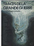 Dossier De Presse Traces De La Grande Guerre Mael Riff Reb's Von Kummant... 2018 - Livres, BD, Revues