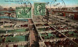 ETATS UNIS KANSAS CITY STOCK YARDS - Kansas City – Missouri