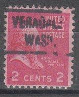 USA Precancel Vorausentwertung Preo, Locals Washington, Veradale 466 - Vereinigte Staaten