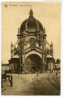 CPA - Carte Postale - Belgique - Bruxelles - Eglise Sainte Marie - 1925 (SV5973) - Monumenten, Gebouwen