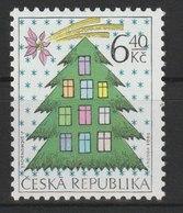 MiNr. 336 Tschechische Republik / 2002, 13. Nov. Weihnachten. - Tschechische Republik