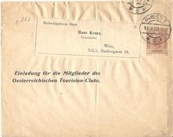 Autriche Österreich Entier Postal, Ganzsachen, Postal Stationery Enveloppe Privée Umschläge Private - Postwaardestukken