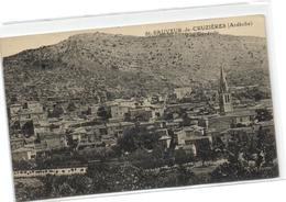 Ardeche  SAINT SAUVEUR DE CRUZIERES - Other Municipalities