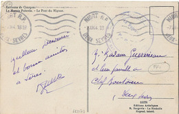 CACHET FFI NIORT 1944 - WW II